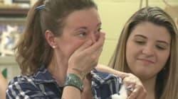 La professoressa si ammala di cancro, i suoi studenti rinunciano alla gita per pagarle le