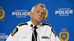 Edmonton Police Union Members Say Workplace Is