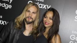 Zoe Saldana Says Her Husband Insisted On Taking Her Last