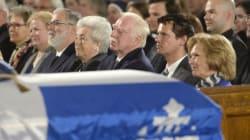 De nombreux dignitaires aux funérailles de «Monsieur» Parizeau