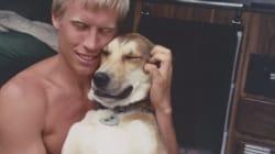 Questo tributo di un cane morente al suo padrone vi commuoverà