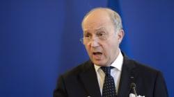 Fabius étrille Sarkozy qui l'a critiqué sur le conflit