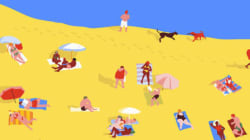 4 modi per capire se la tua spiaggia è