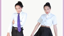 Bangkok University Adopts New Gender-Inclusive Uniform