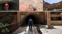 VIDÉO - Les mineurs clandestins d'Ahouli, au