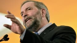 Mulcair Seeks 'Clear Mandate' To Abolish