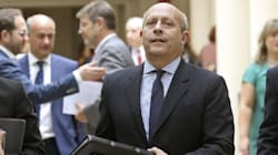 Sánchez-Camacho afirma que Wert ha pedido salir del