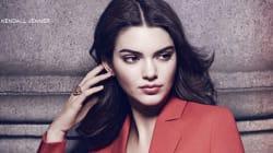 Kendall Jenner en vedette dans une première campagne pour Estée