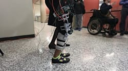 I, Robot Leg: Walking People With Disabilities Into A New
