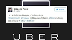 Le nouveau dircom d'Uber France assume ses tweets