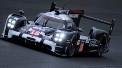 24 Heures du Mans: la Porsche du Neel Jani en pole position