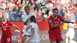 Coupe du monde: match nul entre le Canada et la