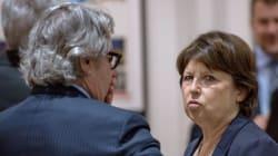 Congrès PS: Martine Aubry perd le
