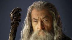 L'hommage de Gandalf à