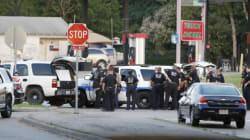 Le QG de la police de Dallas attaqué: un homme abattu