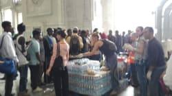 I milanesi che aiutano i profughi in Centrale. I medici: