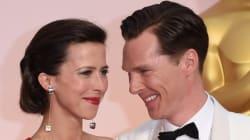 Benedict Cumberbatch papa pour la première