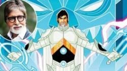 Big B Will Voice A Toon Superhero For An Upcoming Animated TV