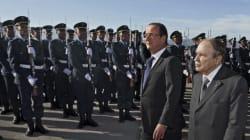 Défense, économie... Hollande en Algérie pour conforter un