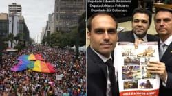 Organização da Parada Gay quer que Bancada Evangélica seja