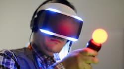 Les nouveaux casques virtuels de jeux vidéo ne sont pas sûrs d'échapper à la malédiction de la