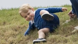 Prince George And Kate Middleton Have Adorable Summer