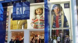 Gap fermera plus d'un quart de ses magasins en Amérique du