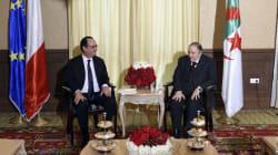 Hollande rassurant sur Bouteflika dont il souligne