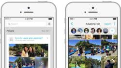 Facebook lance une appli photo basée sur la reconnaissance