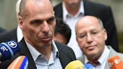 Varoufakis gela la Ue: