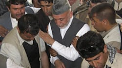 Suicide Bomber Kills 5 At Memorial For Karzai's