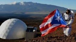 Objectif Mars: 8 mois enfermés sous un dôme de 93m2 à flanc de