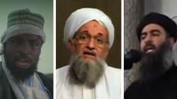 Ils sont les chefs terroristes les plus