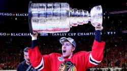 Les Blackhawks battent le Lightning et remportent la coupe Stanley