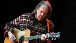 Neil Young ne veut pas de l'hommage de Donald