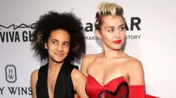 Miley Cyrus Channels Jessica Rabbit At amfAR