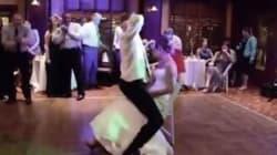 Ivre, un jeune marié humilie sa femme au