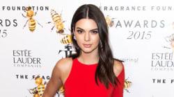 Kendall Jenner rejoint le palmarès des mannequins les mieux payés de