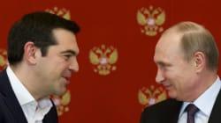 Gasdotto e forse aiuti economici: Grecia in orbita
