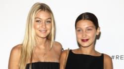 Gigi et Bella Hadid: les deux soeurs réunies dans un shooting de V magazine,