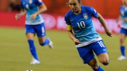 Não vai ser fácil: Marta e as meninas da Seleção vão precisar do todo a sua