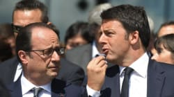 Migrants à Vintimille: Hollande et Renzi tentent de calmer leurs