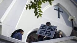 La chiesa di Charleston piange le