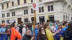Le comptage des manifestants anti-mariage gay divise aussi