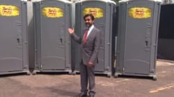 Jimmy Kimmel's Segment About Ahmedabad's Poop Problem Is