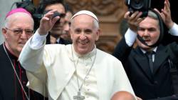 Le pape estime que les marchands d'armes ne peuvent pas se dire