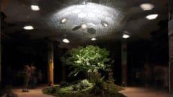 Ce parc public souterrain sera alimenté à l'énergie solaire