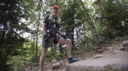 Infamous Grouse Grind Is 'Walk In The Park' For 73-Year-Old