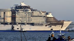 Découvrez l'«Harmony of the Seas», le plus grand paquebot au