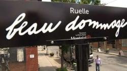 La ruelle Beau-Dommage inaugurée à Montréal